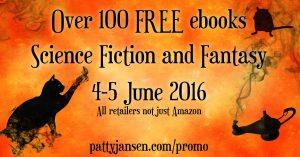 Over 100 sci-fi & fantasy Books