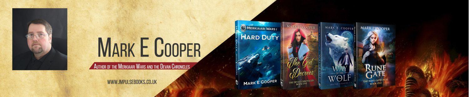 Mark E. Cooper