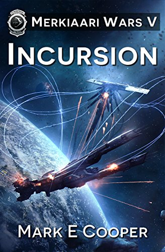 Mark E Cooper Science Fiction And Fantasy Author Of The Merkiaari Wars