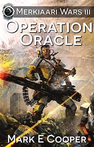 Operation Oracle Cover